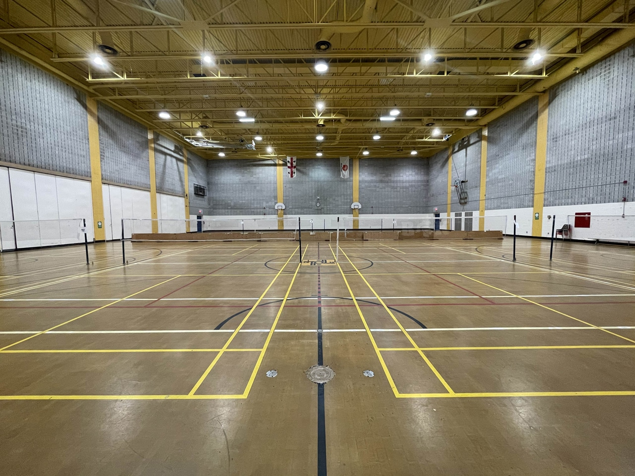 Gym du Patro à Montréal